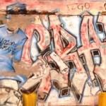 Graffiti à Lomé