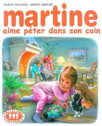 Détournement de titre de Martine (www.topito.com)