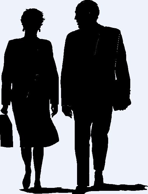Femme et homme (Image: Conv_Mar modifié)
